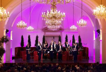 บัตรเข้าชมคอนเสิร์ตคลาสิคที่พระราชวังเชินบรุนน์ (schloss Schönbrunn) + ทัวร์ชมพระบรมมหาราชวัง