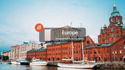 เช่า Wifi 4g (รับและคืนที่ไต้หวัน) สำหรับใช้ในเฮลซิงกิและยุโรป