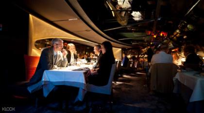 Seine River Dinner Cruise By Bateaux Parisiens