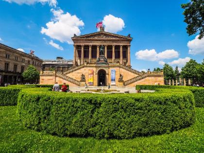 พิพิธภัณฑ์ศิลปะในเบอร์ลิน
