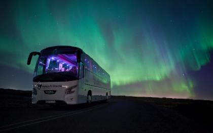 Northern Lights Bus Tour