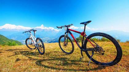Pokhara Mountain Biking