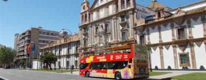 Hop-on Hop-off Bus Córdoba