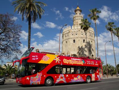 Hop-on Hop-off Bus Seville