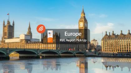 เช่าเครื่อง Wifi Wiyo 4g  (รับที่สนามบินมาเลเซีย) สำหรับใช้ที่ยุโรป