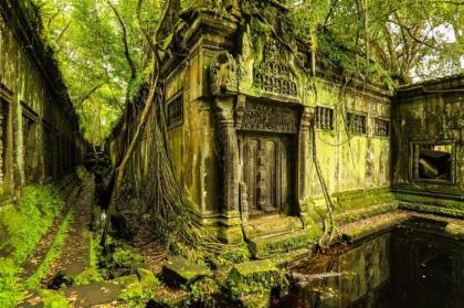 1 Day Tour Of Beng Melea From Siem Reap