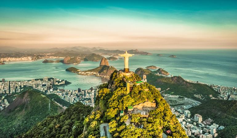 tourブラジル