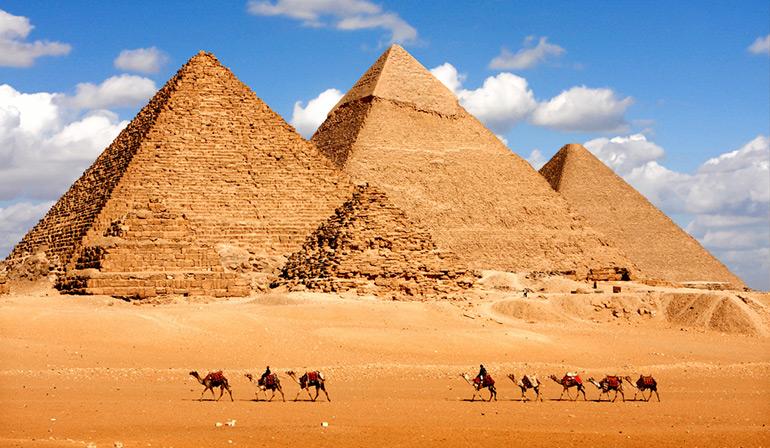 tour埃及