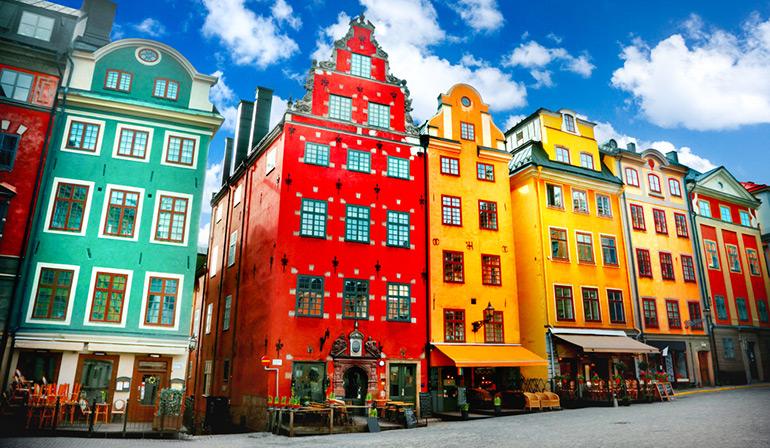 tour挪威