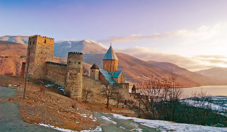tourГрузия