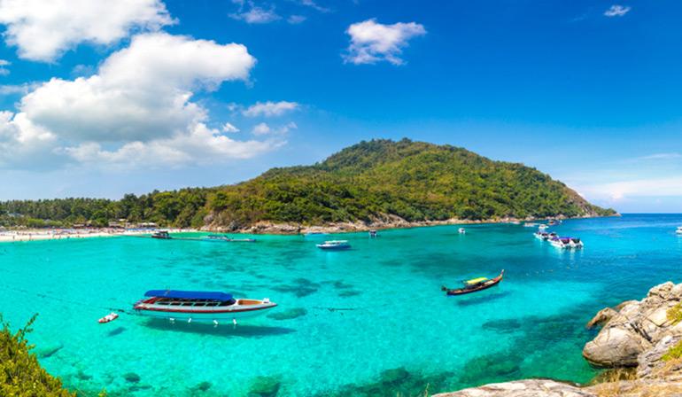 TraveliGo : Tours Thailand Phuket Racha Island 1 Day TATTH6328