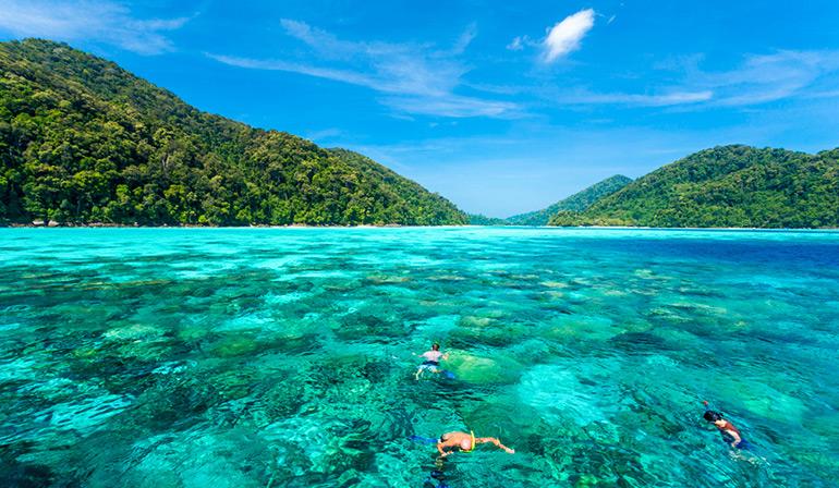 TraveliGo : Tours Thailand Trang Tammorrakot 1 Day TATTH6339