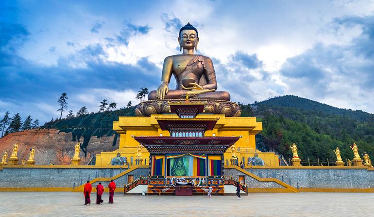 tour不丹
