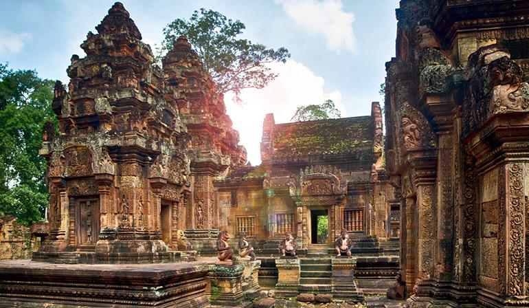 tour柬埔寨