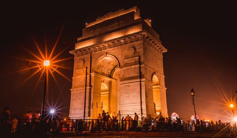 tour印度