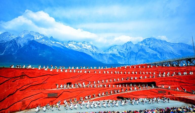 tour中国