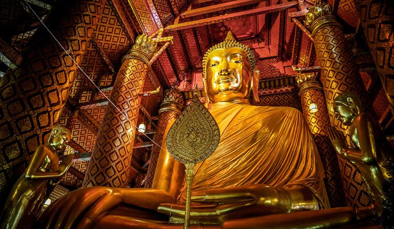 TraveliGo : Tours Thailand Ayutthaya Wat Phra Si Sanphet 1 Day TATTH6904