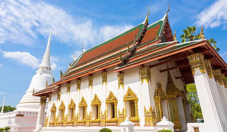 TraveliGo : Tours Thailand Ayutthaya 1 Day TATTH6933