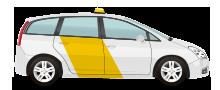รถแท็กซี่