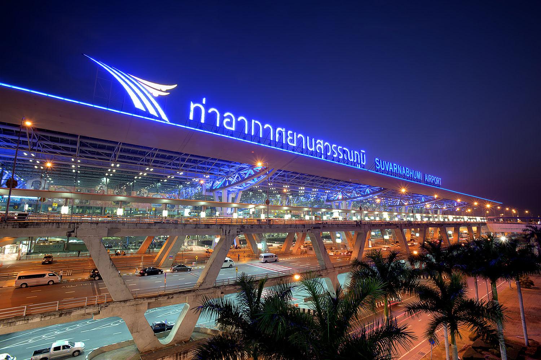 Bangkok to Suvarnabhumi Airport