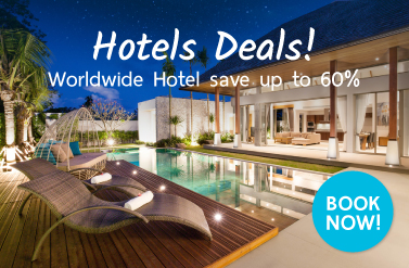 Worldwide Hotel  save up to 60%