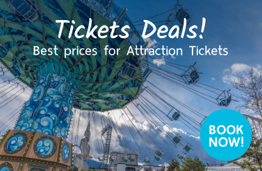 Best prices for Attraction Tickets