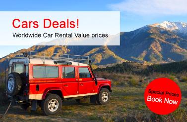 Worldwide Car Rental  Value prices
